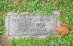 Luther C Beal