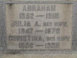 Christina <i>John</i> Crissman