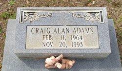 Craig Allan Adams