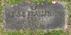 PFC Ora S Beakler, Jr