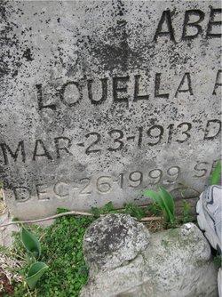 Louella Belle <i>Collins</i> Abels