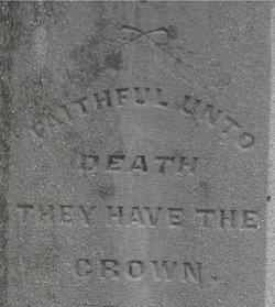Rev William Baker