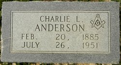 Charlie L Anderson