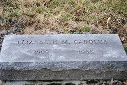 Elizabeth May <i>Christy</i> Carolus