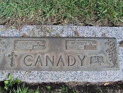 Daniel W Canady