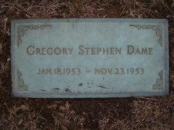 Gregory Stephen Dame