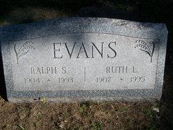 Ruth Lamira <i>Wilson</i> Evans