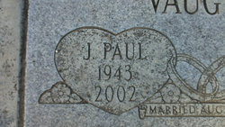 Junior Paul Vaughn
