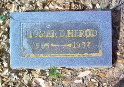 Homer D Herod