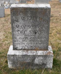 William Miller Baldwin