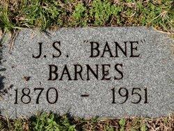 John Sylvanus Bane Barnes