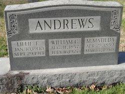 Matilda <i>Swanson</i> Andrews