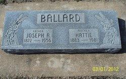 Joseph Alonzo Lon Ballard