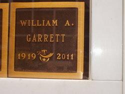 William Alexander Bill Garrett