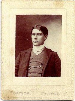 Rev Arthur James Bailey