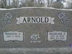 Madeline Sue <i>Mathieu</i> Arnold