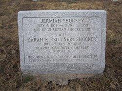 Sarah K. <i>Bittner</i> Shockey