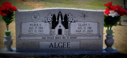 Gladys <i>Vaughn</i> Algee