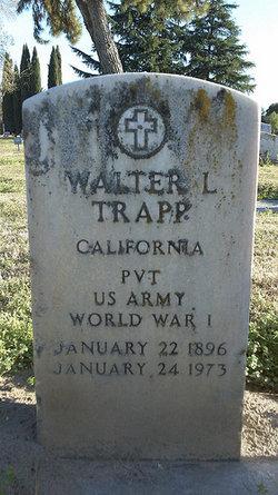 Walter Leland Trapp