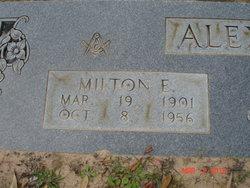 Milton Eilcha Dick Alexander