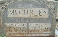 Peyton A McCurley