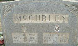 John Wesley McCurley