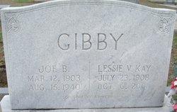 Lessie V. <i>Kay</i> Gibby