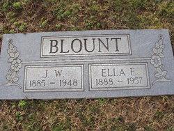 Ella Florence <i>Peters</i> Blount