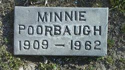 Minnie A. <i>Yocom</i> Hubble/Poorbaugh