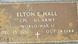 Elton E. Hall