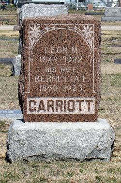 Bernetta Elizabeth <i>Osborn</i> Garriott