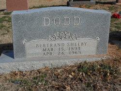 Bertrand Shelby Dodd