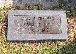 Alma <i>Mouring</i> Chapman
