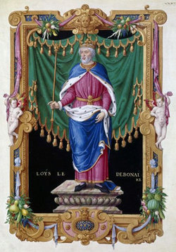 Louis I the Pious of the Franks