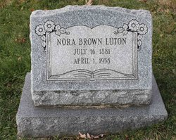 Nora Blanche Brown