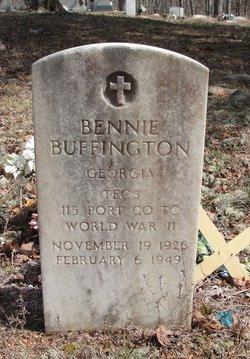 Bennie Buffington