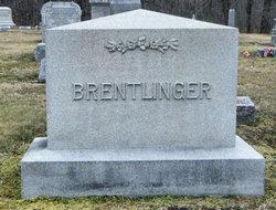 Mary <i>McClure</i> Brentlinger