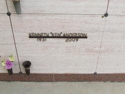 Kenneth Lloyd Ken Anderson