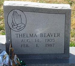 Thelma <i>Beaver</i> Bailey
