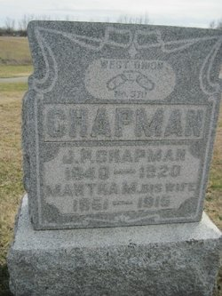 Martha Margaret <i>Eakins</i> Chapman