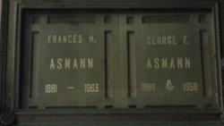 Frances H Asmann