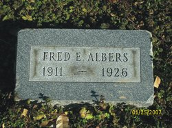 Fred Albers