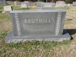 Isaac Jefferson Broyhill