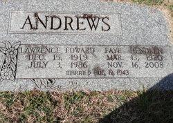 Lawrence Edward Andrews