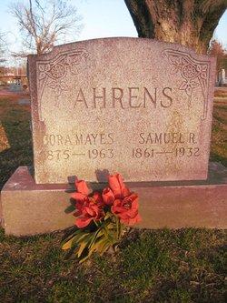Cora <i>Mayes</i> Ahrens