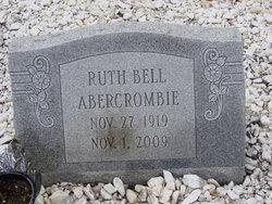 Mattie Ruth <i>Bell</i> Abercrombie