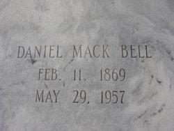 Daniel Mack Bell