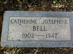 Catherine Josephine Jo <i>Smith</i> Bell