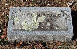 Elizabeth Liza McClard