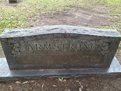 Mary M <i>Womack</i> Armstrong